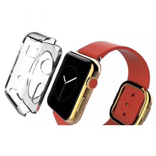 apple-watch-38mm-crystal-tpu-bescherm-hoesje-case-frontje