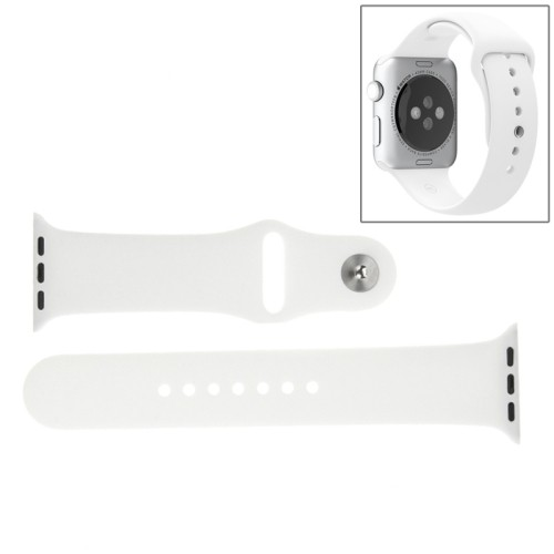 apple-watch-38mm-siliconen-horlogeband-wit-incl-connectors