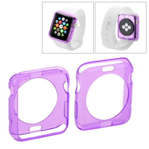 apple-watch-38mm-transparant-tpu-hoesje-case-frontje-paars