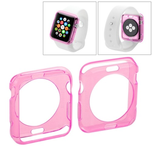 apple-watch-38mm-transparant-tpu-hoesje-case-frontje-roze