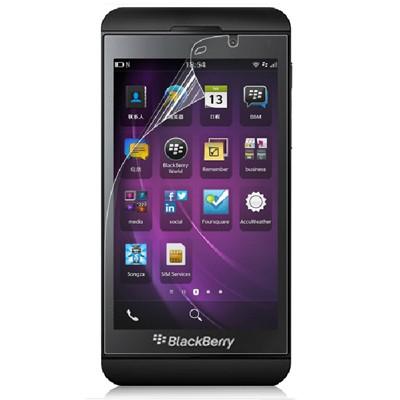 Blackberry Z10 screenprotector