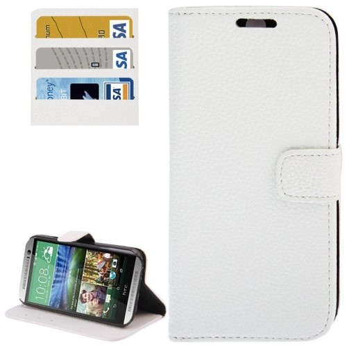 htc-one-m8-flipcover-case-hoesje-frontje-wit