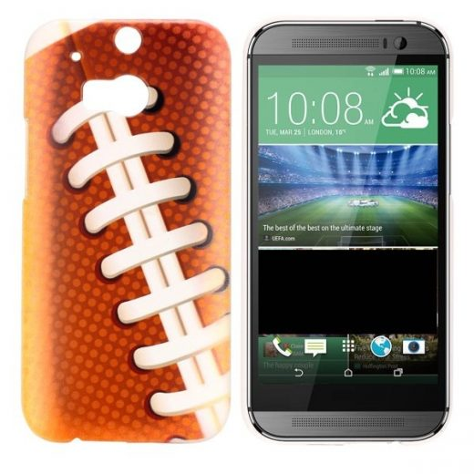 htc-one-m8-hard-cover-case-hoesje-frontje-baseball
