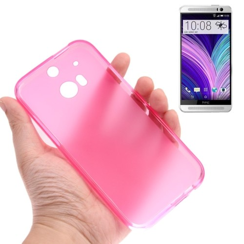 htc-one-m8-tpu-cover-case-hoesje-frontje-roze