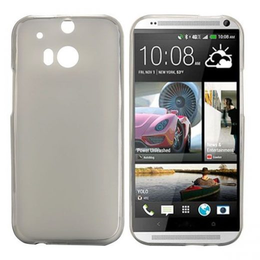 htc-one-m8-tpu-cover-case-hoesje-frontje-transparant-grijs