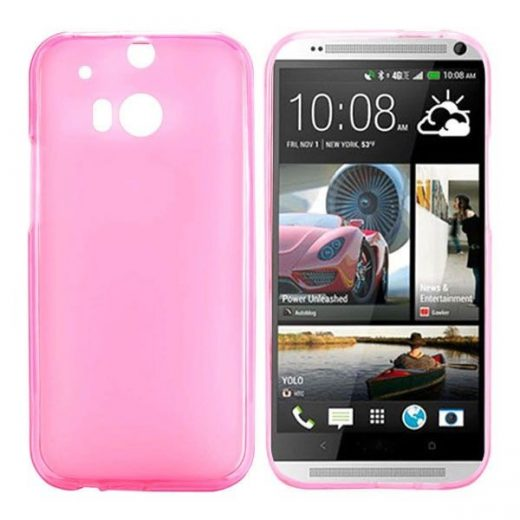 htc-one-m8-tpu-cover-case-hoesje-frontje-transparant-roze