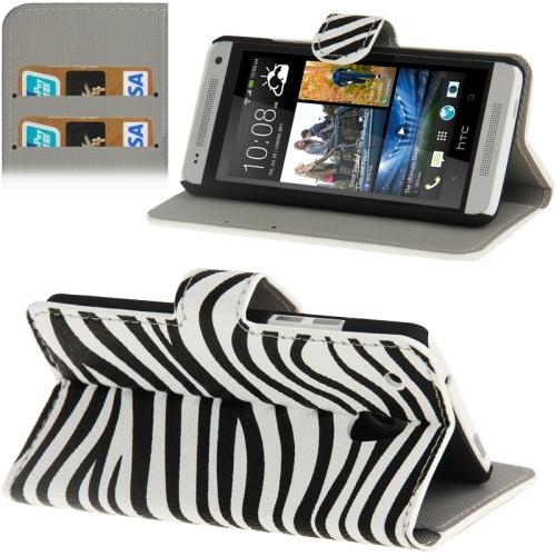 case - PU leder - Zebra