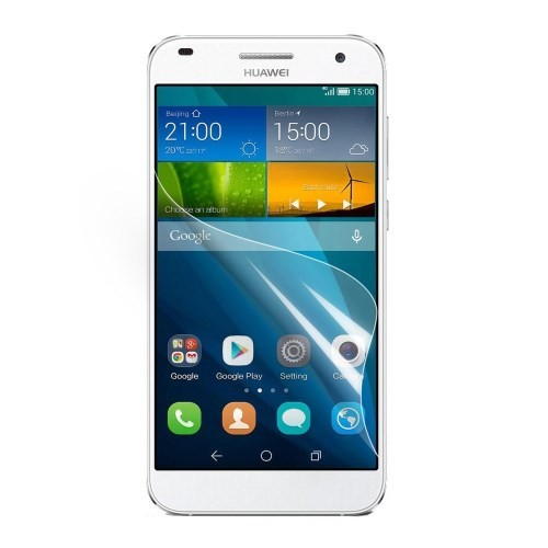 Huawei Ascend G7 Ultra Clear Screen protector
