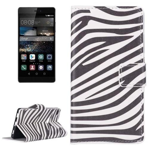 case - PU leder - TPU - Zebra