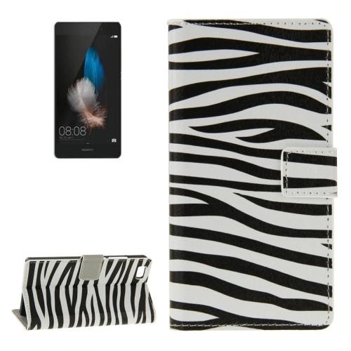 case - PU leder - PC - Zebra