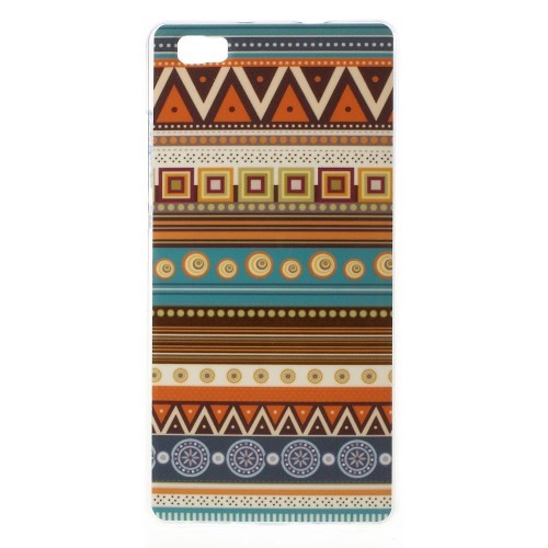 huawei-ascend-p8-lite-tpu-hoesje-cover-tribal