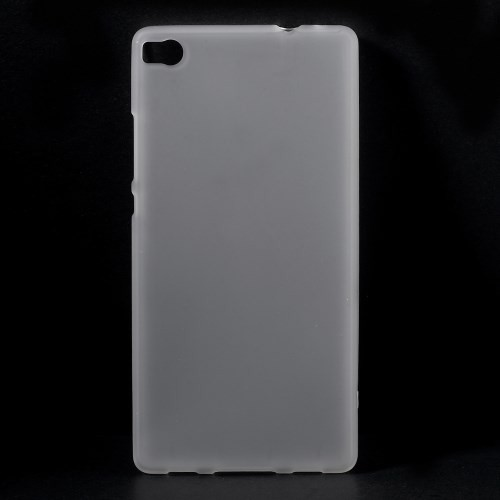 case - TPU - mat transparant