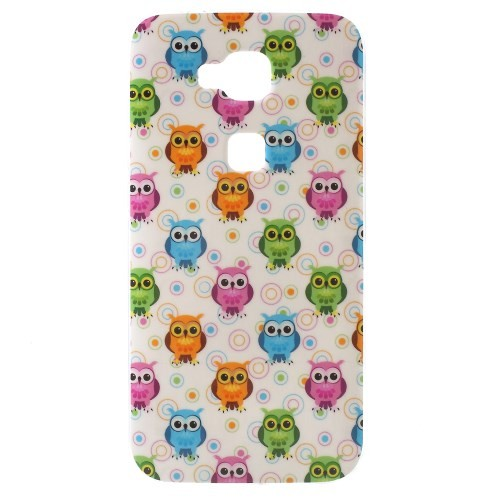huawei-g8-hoes-cover-case-tpu-schattige-uiljes