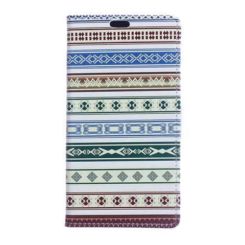 huawei-honor-7-flip-case-cover-hoesje-tribal