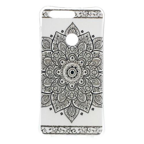case - TPU - Mandala bloem