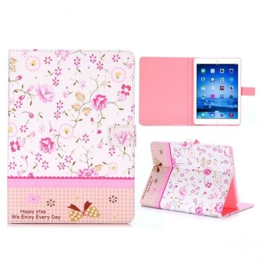 case - PU leder - cute pink