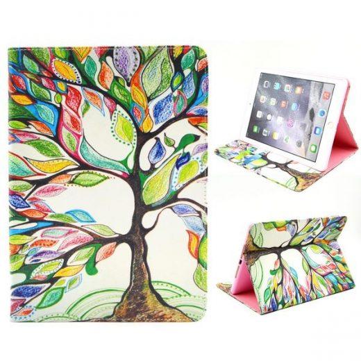 hoes Kleurrijke boom