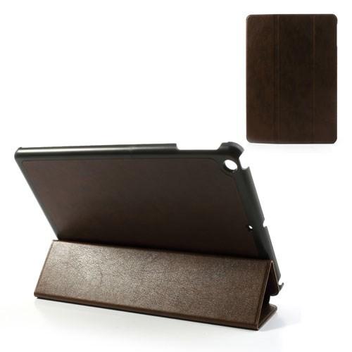 ipad-air-bescherm-case-cover-hoes-pu-leather-bruin