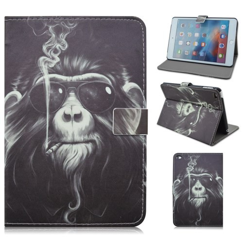 case - PU leder - PC - Monkey