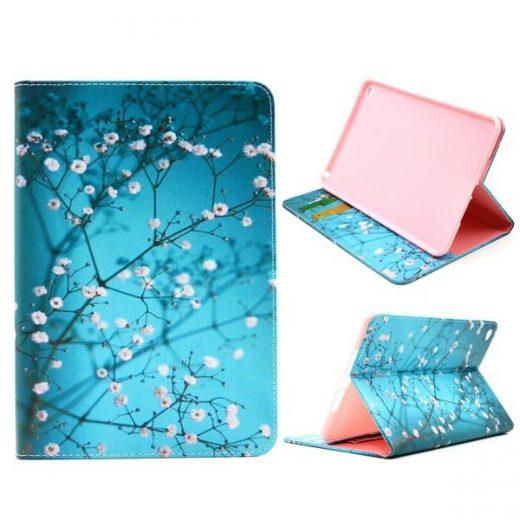 case - PU leder -  Cherry Blossom