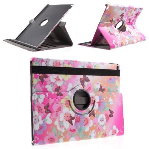 ipad-pro-129-hoesje-360graden-draai-flip-case-cover-met-bloemen