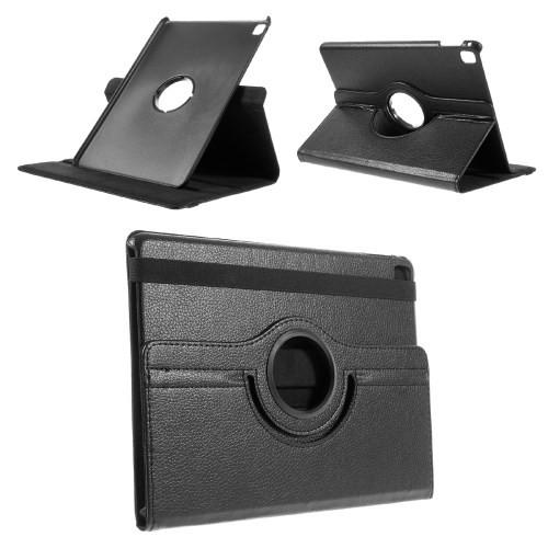 case - PU leder - PC - 360 graden - Zwart