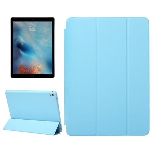 case - PU leder - PC - Tri-Fold - Blauw