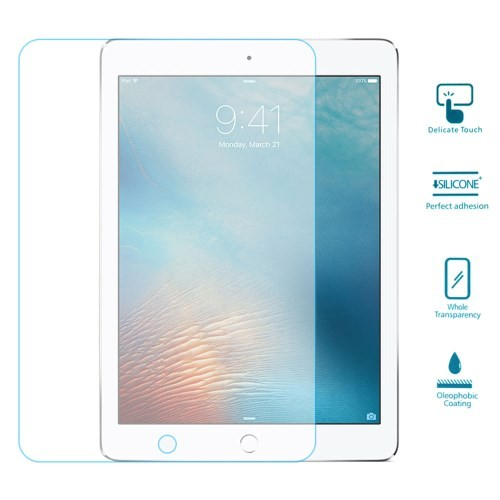 iPad Pro 9.7 - Screen Protector - Tempered Glass 9H