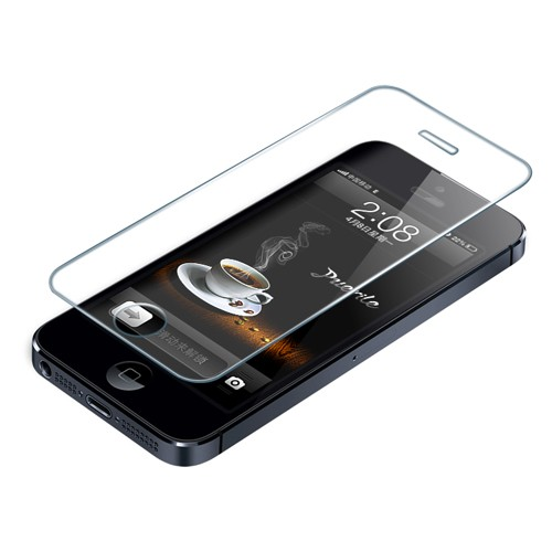 5s. SE  - screenprotector - Tempered Glass - 0