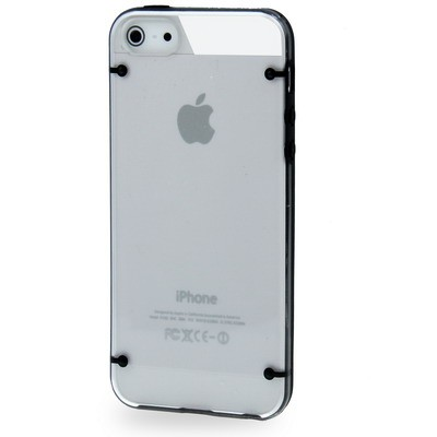 SE - 2 color TPU + crystal hard cover