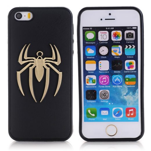 iphone-5-5s-se-hoes-cover-case-tpu-spin-spider