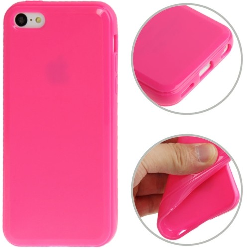 iphone-5c-hoes-cover-case-tpu-roze