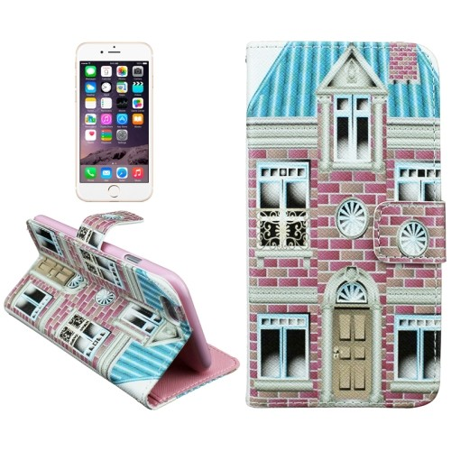 iphone-6-plus-55-inch-flip-cover-hoesje-case-house