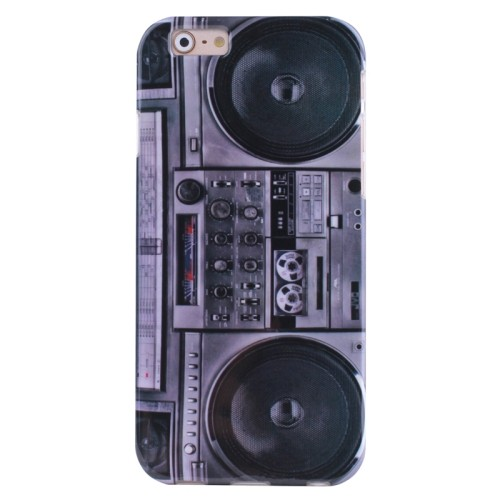 case - TPU - Retro Radio