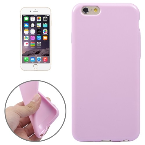 case Transparant Roze