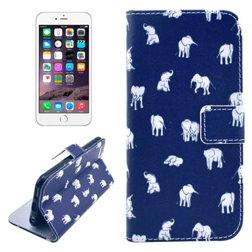 case - PU leder - TPU - Elephant