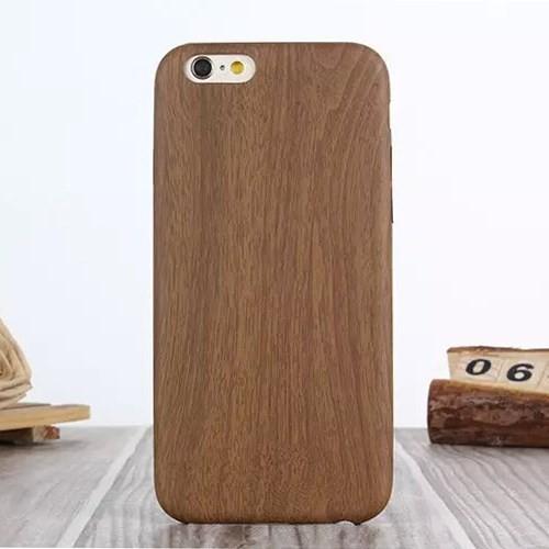 case - TPU -  Hout Textuur