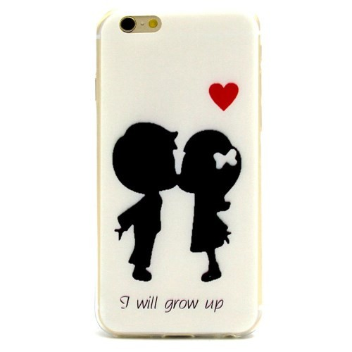 case - TPU - Kids in Love