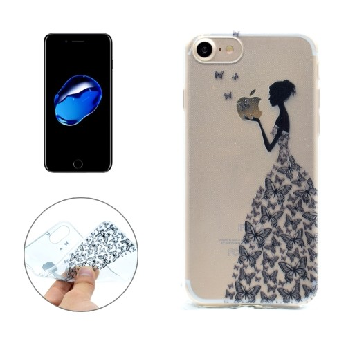 iphone-7-47-inch-hoes-cover-case-tpu-transparant-vrouw-en-vlinder
