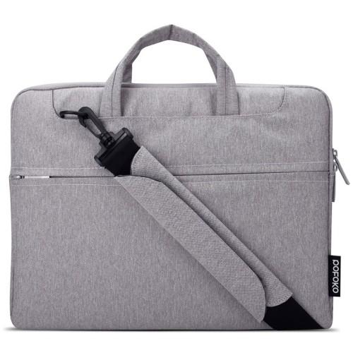 Reistas voor Laptop en tablet tot max. formaat van 13.3 inch grijs