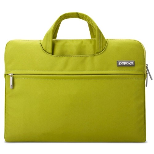 Reistas voor Laptop en tablet tot max. formaat van 13.3 inch groen