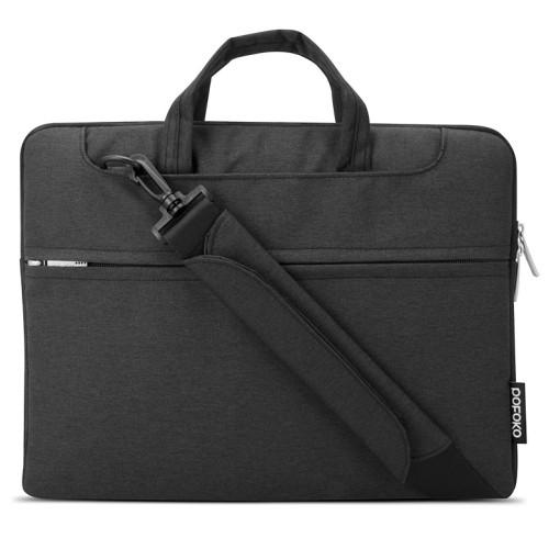 Reistas voor Laptop en tablet tot max. formaat van 13.3 inch zwart