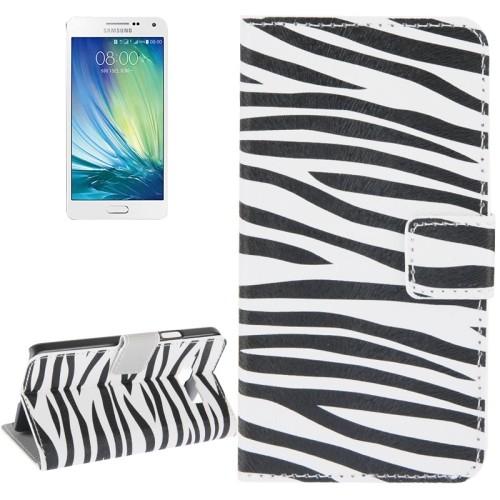 samsung-a5-flip-case-cover-hoesje-zebra