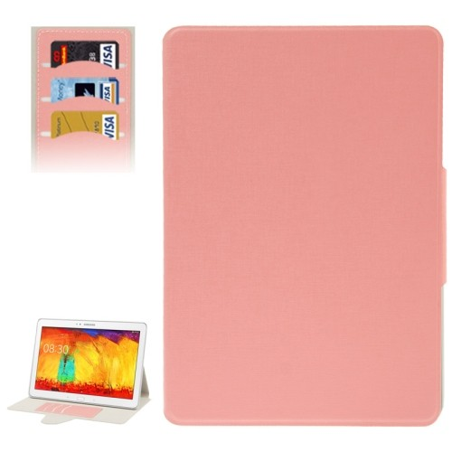 samsung-galaxy-tab-pro-101-case-cover-hoes-met-creditcardvakjes-roze