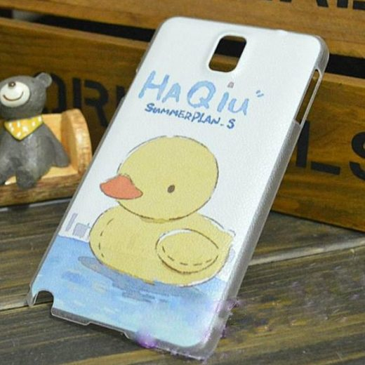 samsung-note-3-cute-duck-cover-hoesje-case