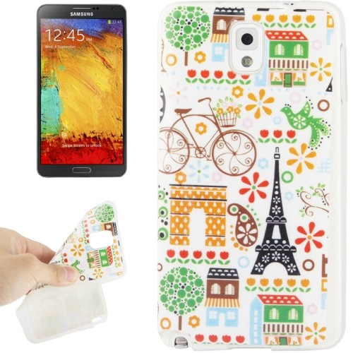 case - TPU - Eiffel Tower