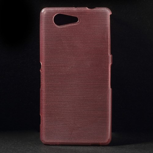 case - TPU - Brushed - Roze