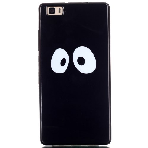 huawei-ascend-p8-lite-hoes-cover-case-tpu-eyes-in-the-dark