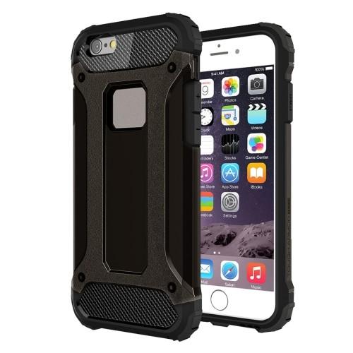 case - TPU + PC - Extra bescherming - Zwart