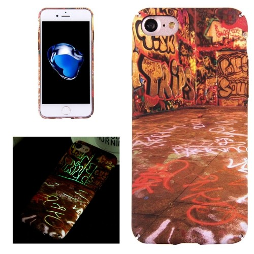 case - PC - Graffiti muur